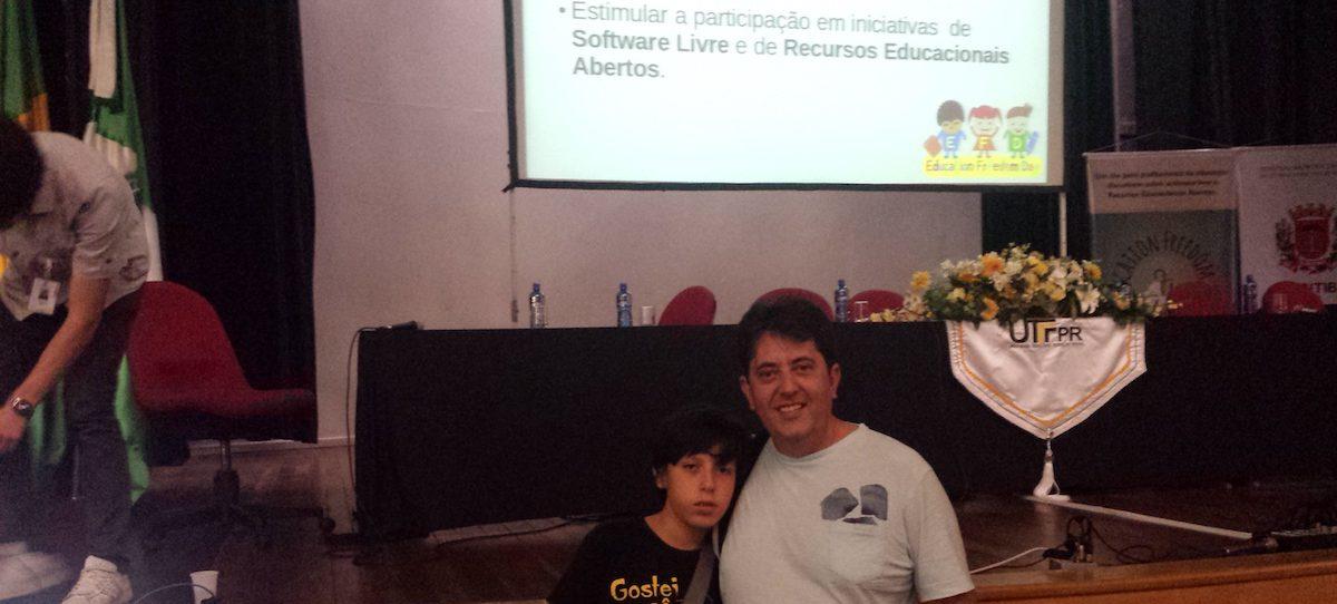 Evento sobre Software Livre na UTFPR