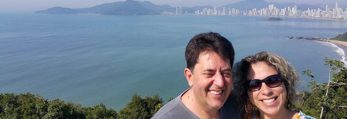 Morro do Macaco em Itajaí - SC